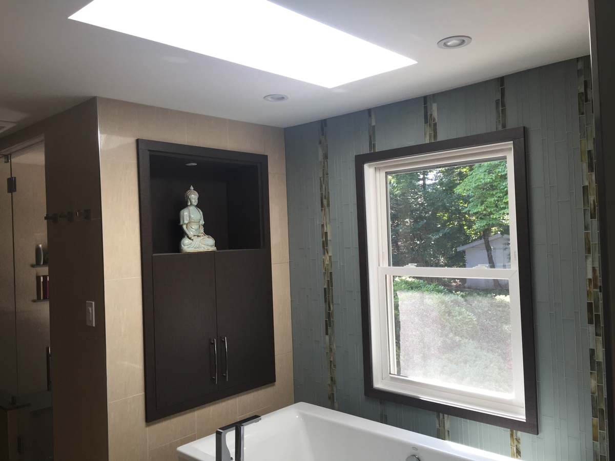 Maryland Large Bathroom Remodeling Chevy Chase