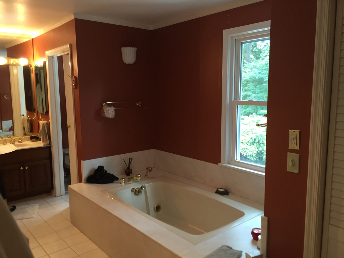 Maryland Large Bathroom Remodeling Chevy Chase Renovation - Bathroom remodeling mclean va