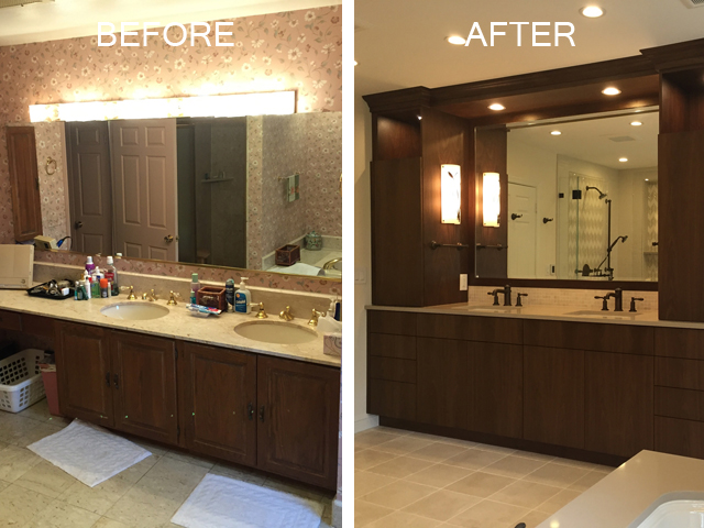 Maryland Large Bathroom Remodeling - Chevy Chase Renovation ...
