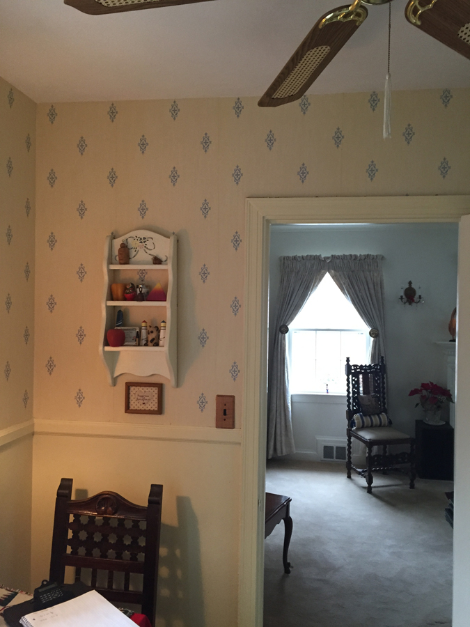Maryland Powder Room Remodeling Chevy Chase Renovation