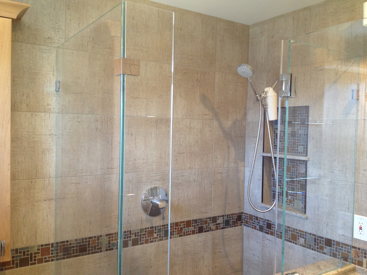 Maryland Small Bathroom Remodeling Chevy Chase Renovation - Bathroom remodeling bethesda md