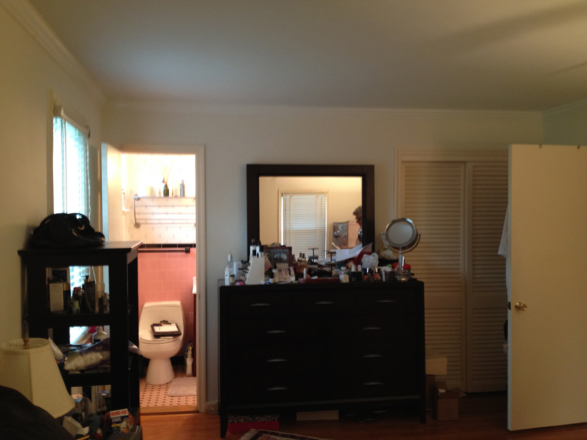 small bathroom project 3 in bethesda md - Bathroom Remodeling Bethesda Md