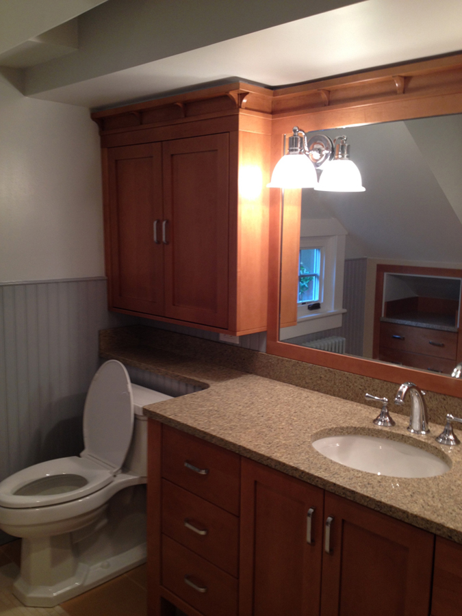 Maryland Small Bathroom Remodeling Chevy Chase