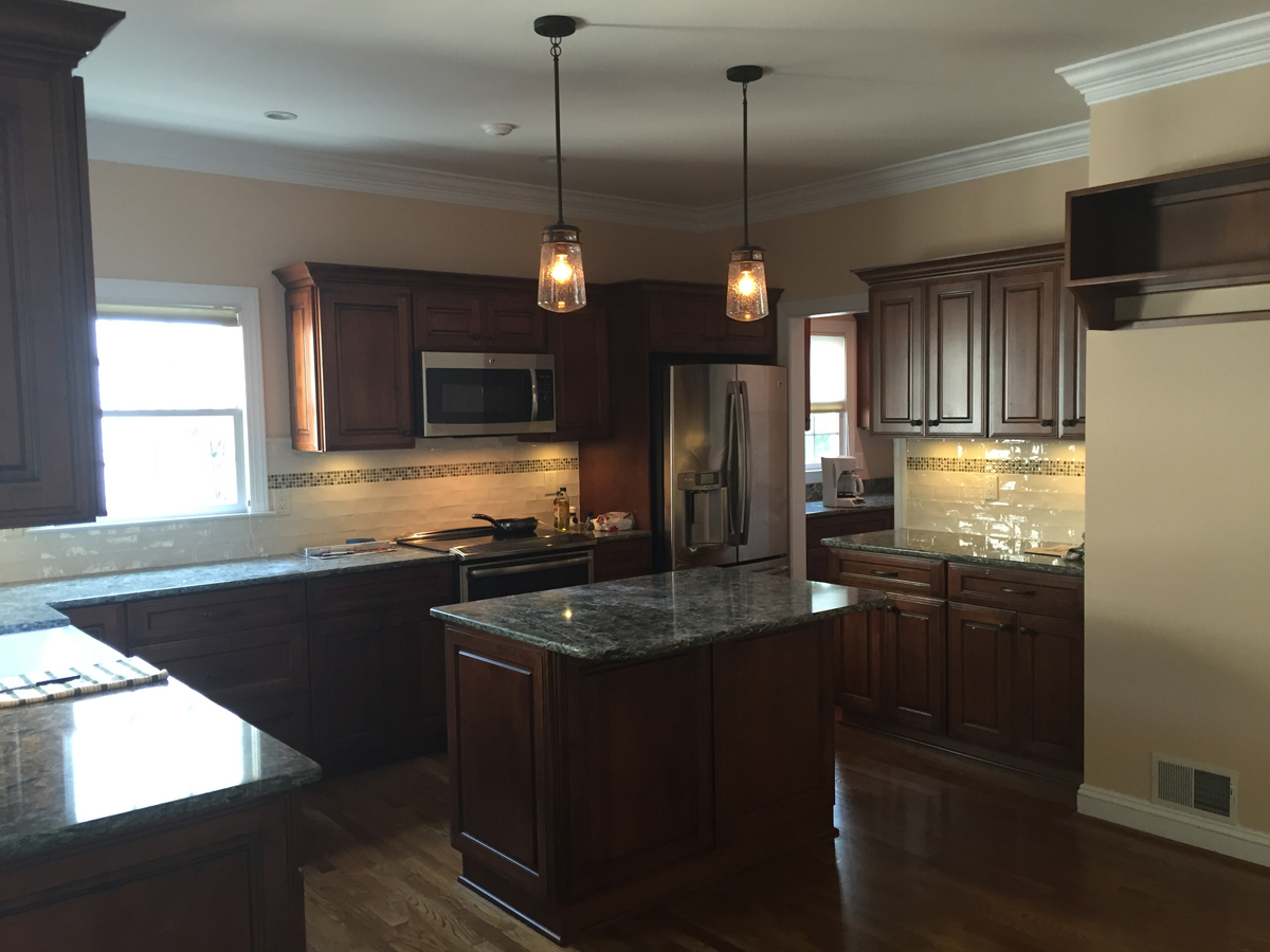 Gorgeous Kitchen Renovation In Potomac Maryland: Maryland Kitchen Remodeling