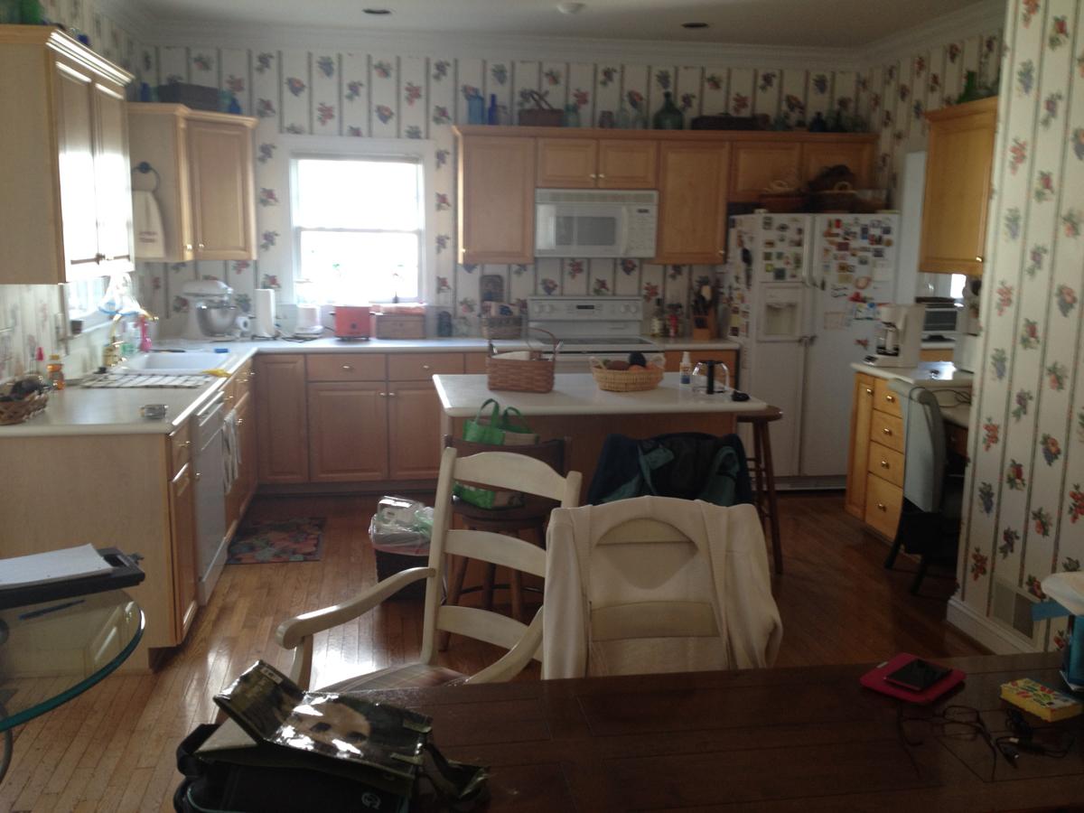 Maryland Kitchen Remodeling - Chevy Chase Renovation ...