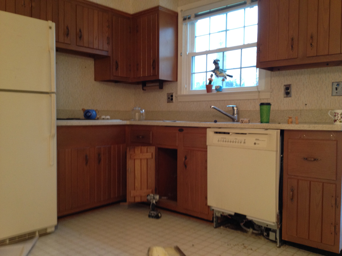 Kitchen Project # 2 In Gaithersburg, MD