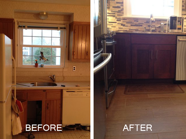 Maryland Kitchen Remodeling - Chevy Chase Renovation Contractor ...